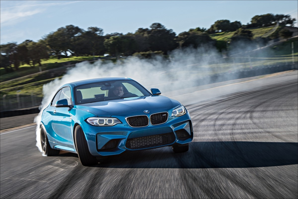 BMW M2 Coupe Car Images HD   Car Wallpapers HQ 1200x800