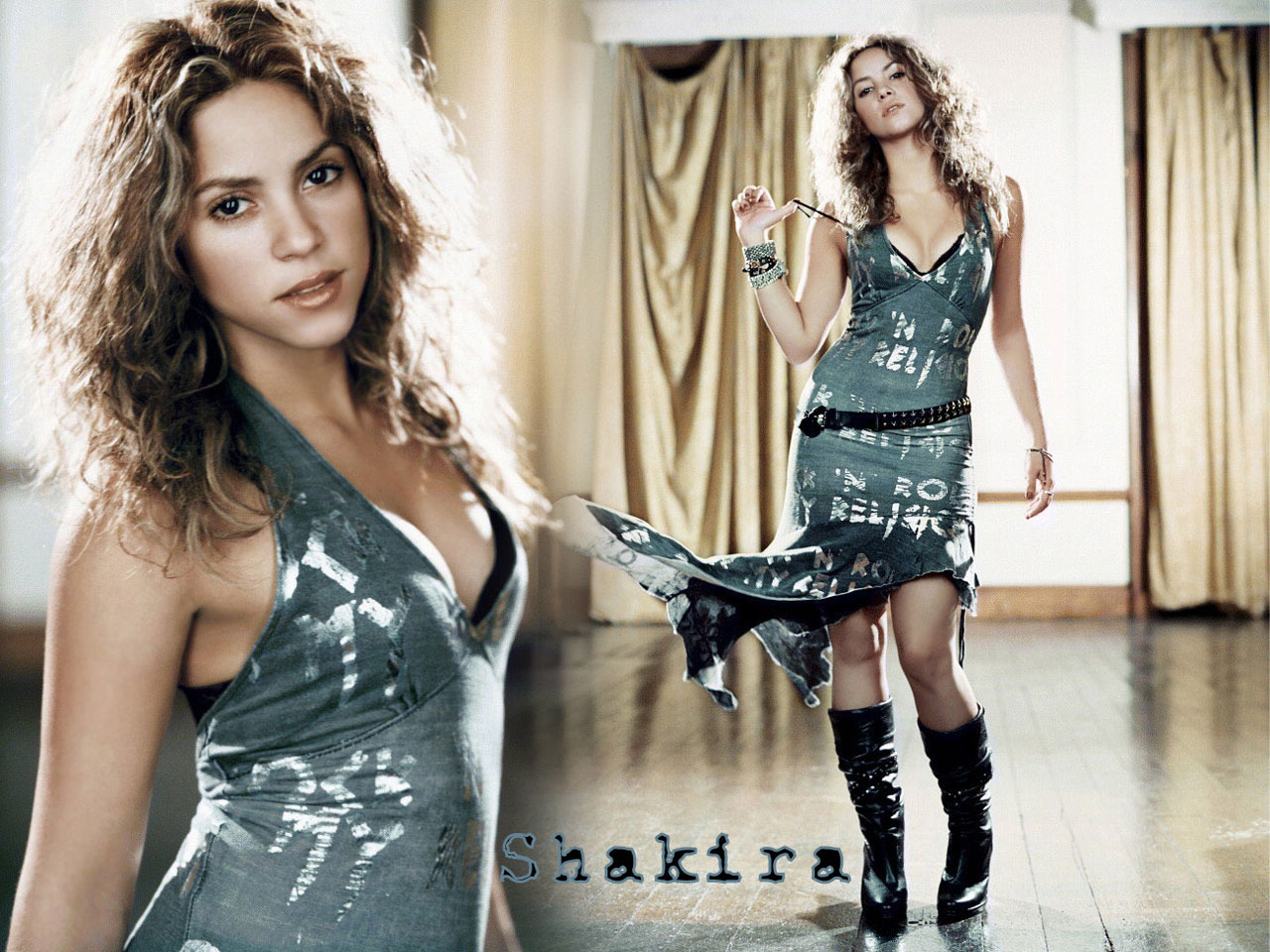 Shakira Beautiful Fresh HD Pictures Wallpapers HD Wallpapers photos 1280x960