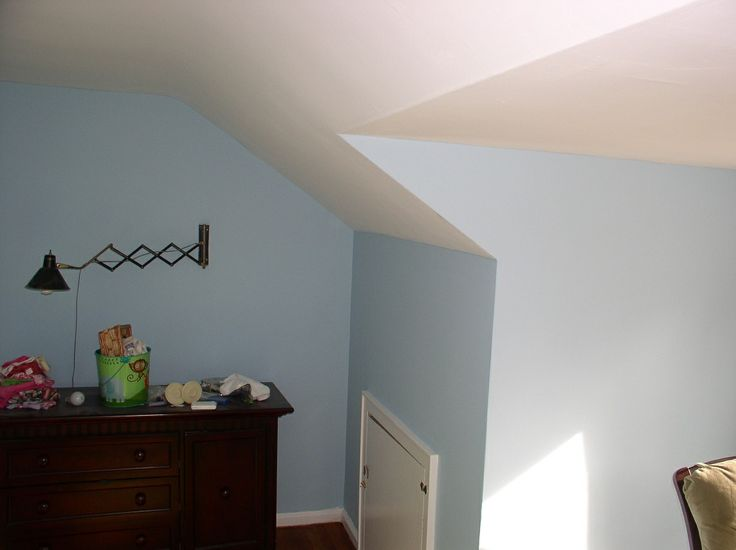 Interior painting in Morristown NJ 07960 after wallpaper removal 736x550