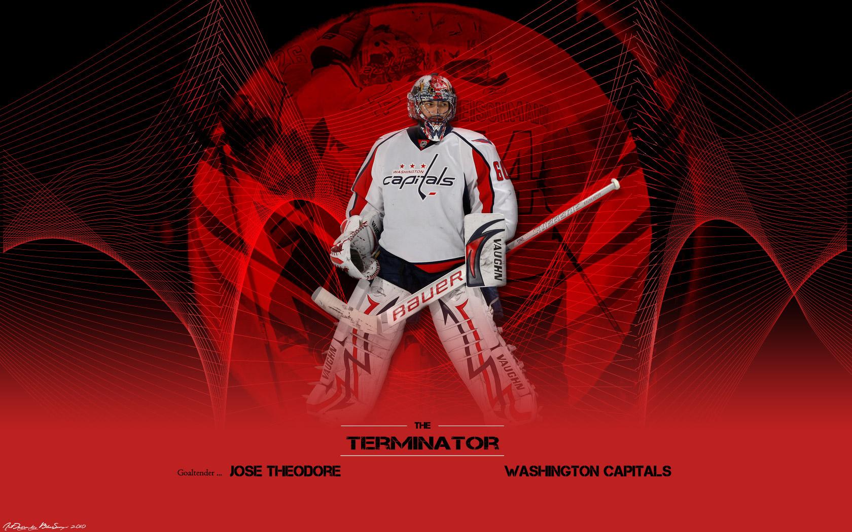 NHL Washington Capitals Jose Theodorewall wallpaper 2018 in Hockey 1680x1050