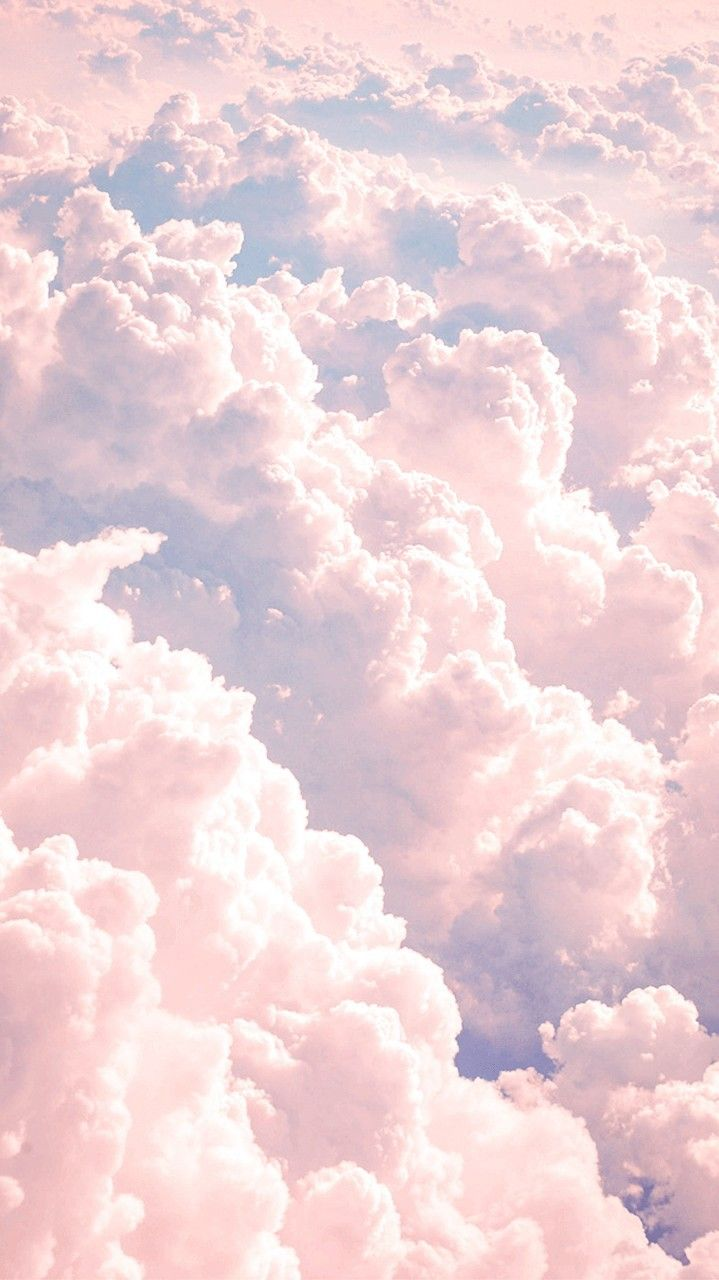 medium pastel cloud static Pastel clouds Backgrounds phone 719x1280