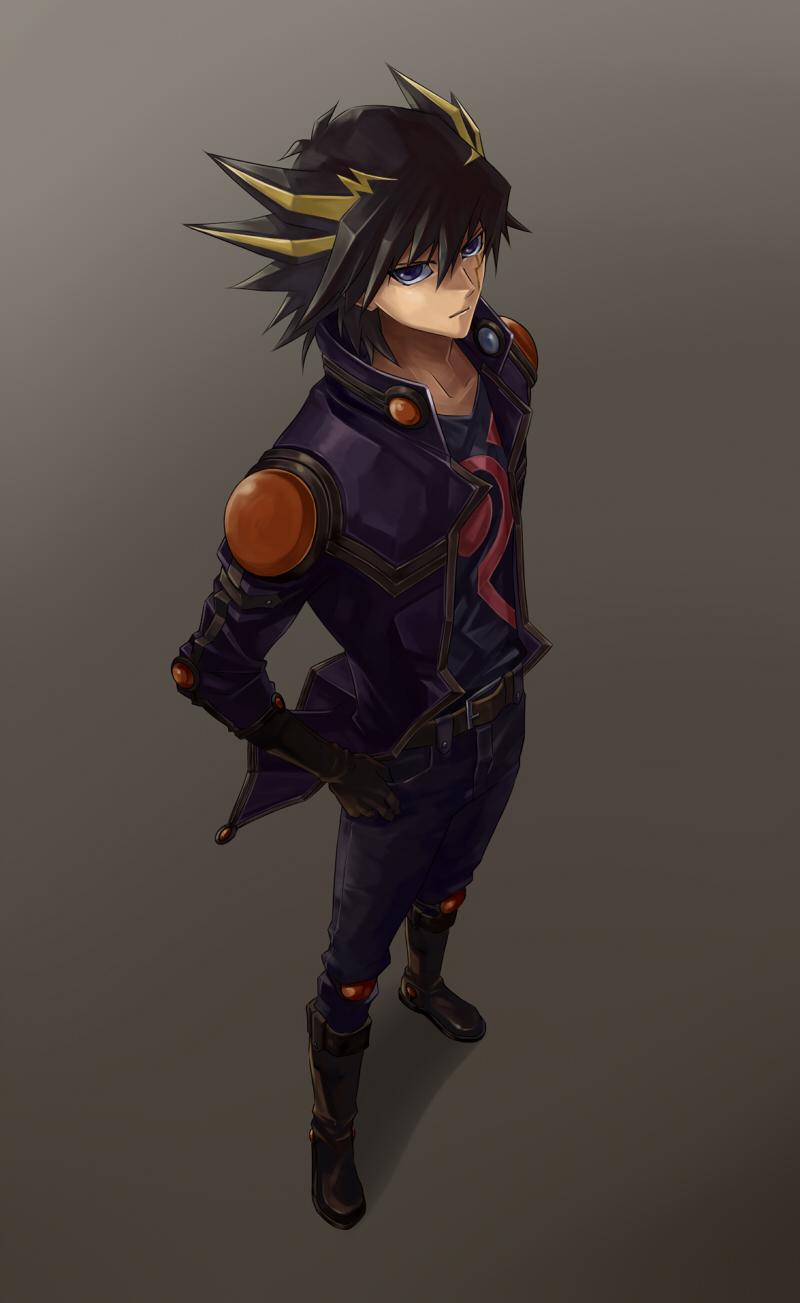 Yusei Fudo   Yu Gi Oh 5Ds   Zerochan Anime Image Board 800x1303