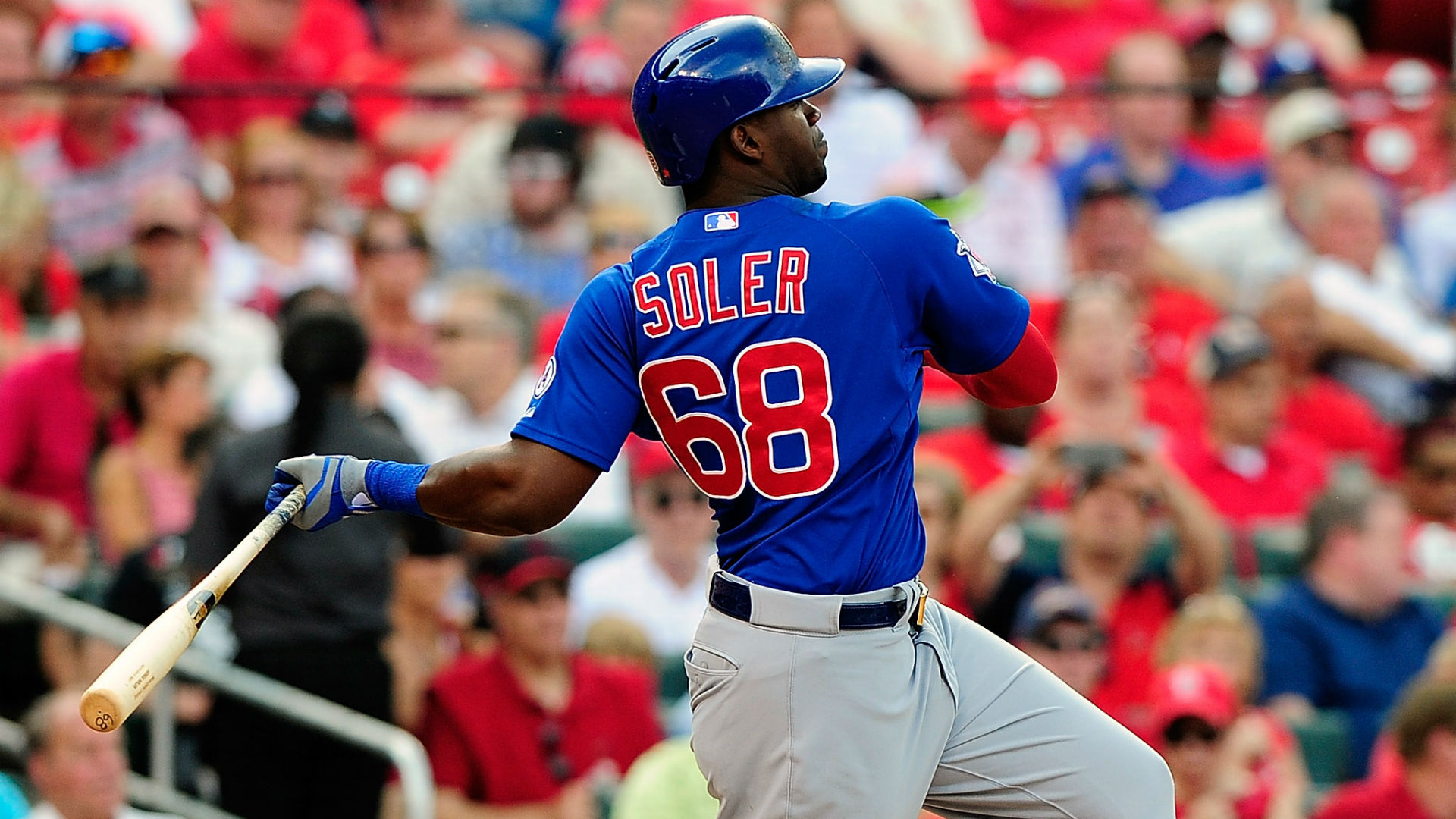 MLB Playoffs 2015 Jorge Soler in Cubs Game 2 lineup vs 1920x1080
