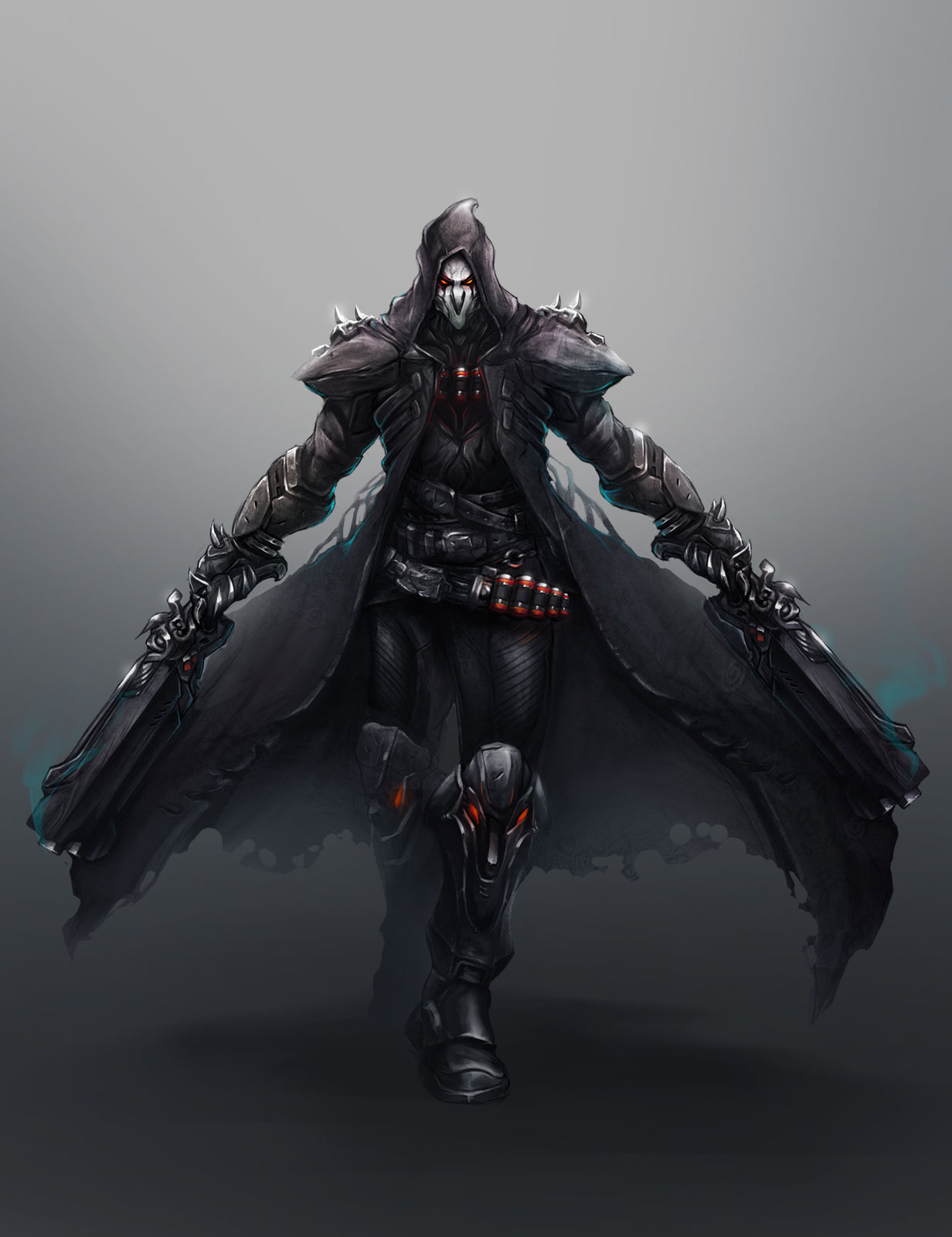 Overwatch wallpapers images photos pictures backgrounds - Overwatch Reaper Wallpaper Wallpapersafari