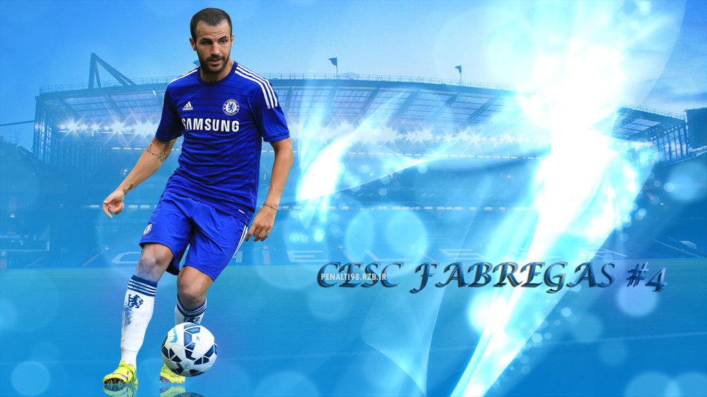 HD Chelsea FC Wallpaper Cesc Fabregas chelsea 2015 by 1024x576