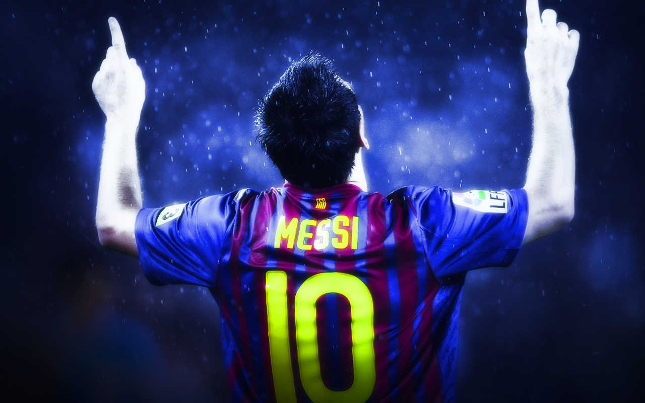 Lionel Messi Wallpapers HD 2012 Its All About Wallpapers 1280x800