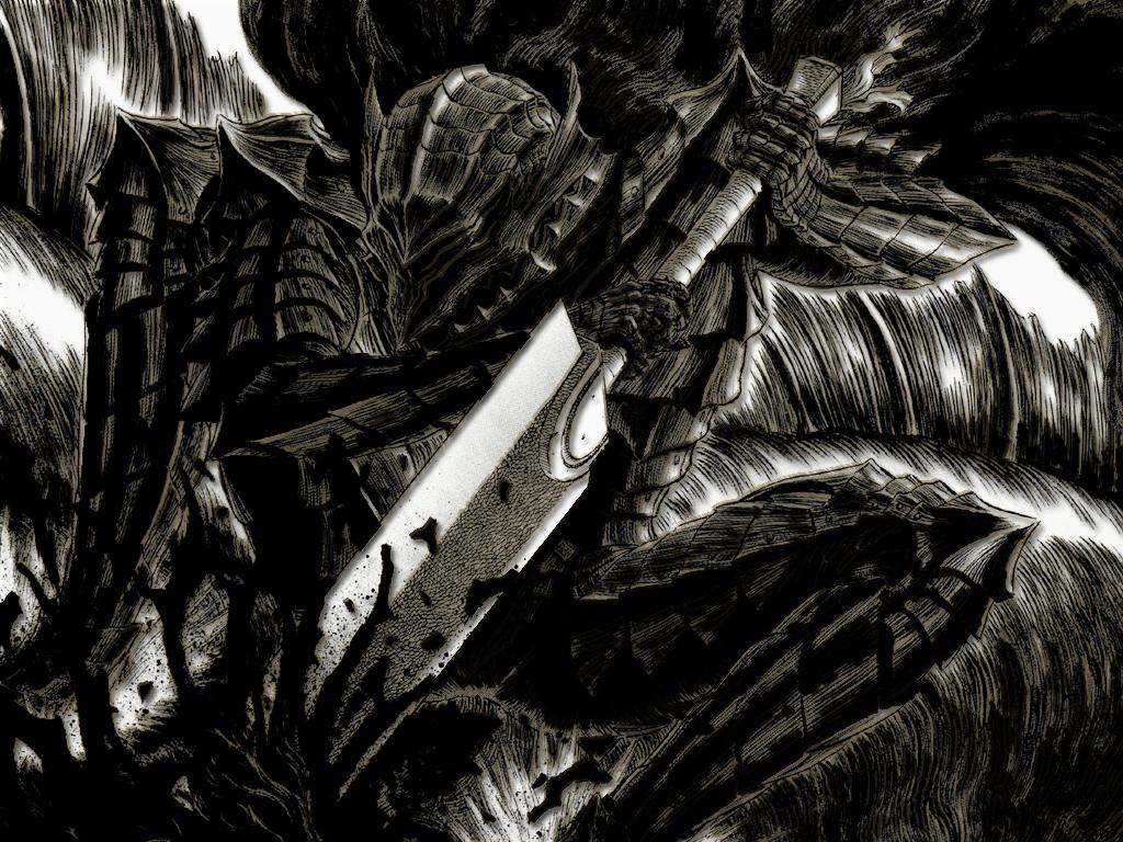 Animes Demon Wallpapers Berserk 1024x768