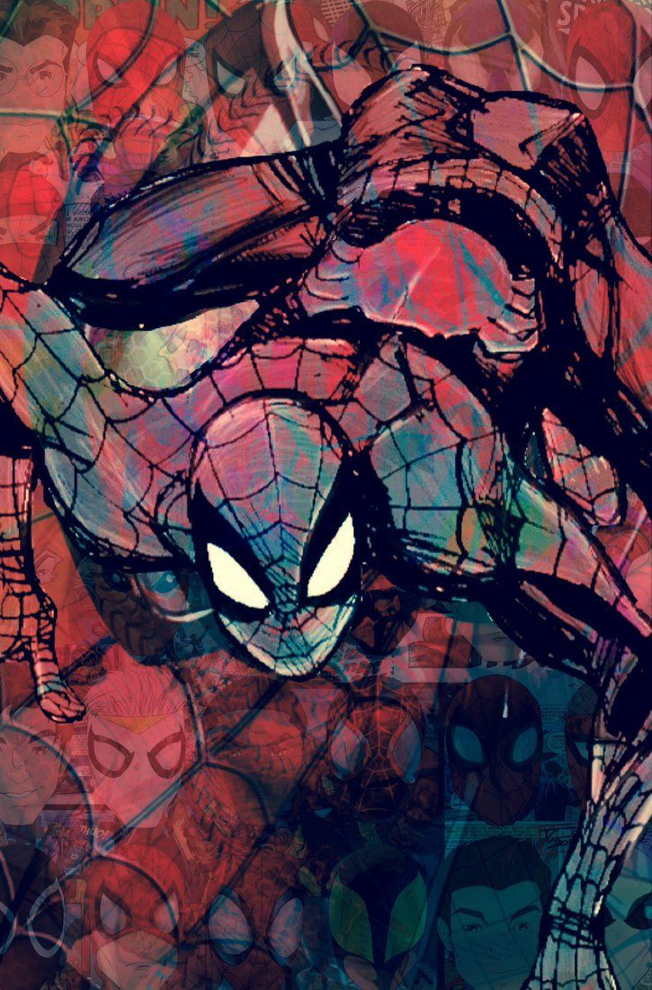 Spider Man iPod Wallpapers   Top Spider Man iPod Backgrounds 725x1101