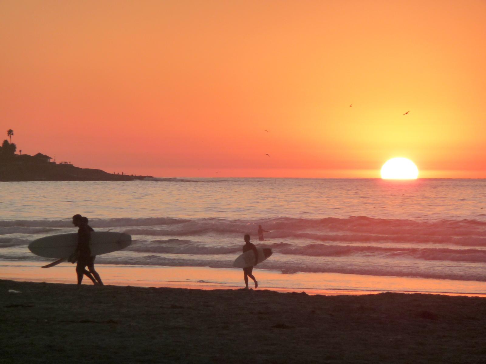 La Jolla Shores   Sunset 1600x1200