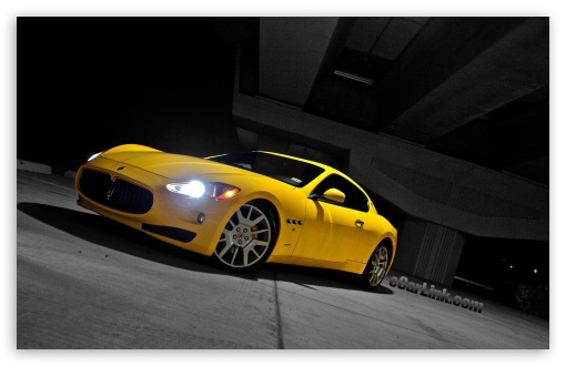 Maserati GranTurismo HD wallpaper for Standard 43 54 Fullscreen UXGA 510x330