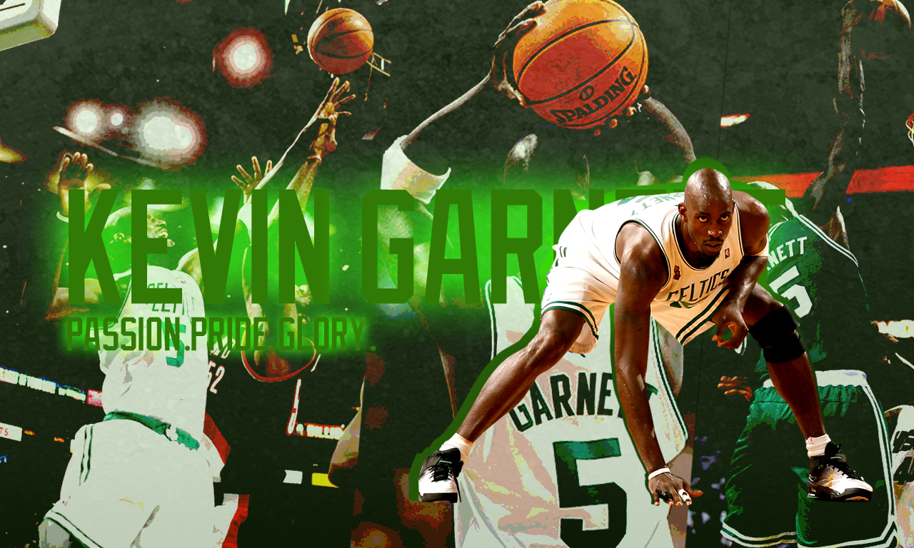 Kevin Garnett wallpaper by michaelherradura 1280x768