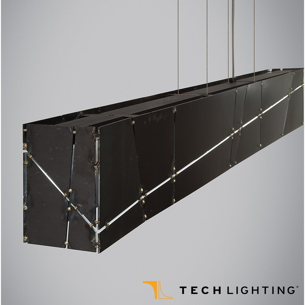 Tech Lighting Crossroads Linear Suspension Tech Lighting Crossroads 1000x1000