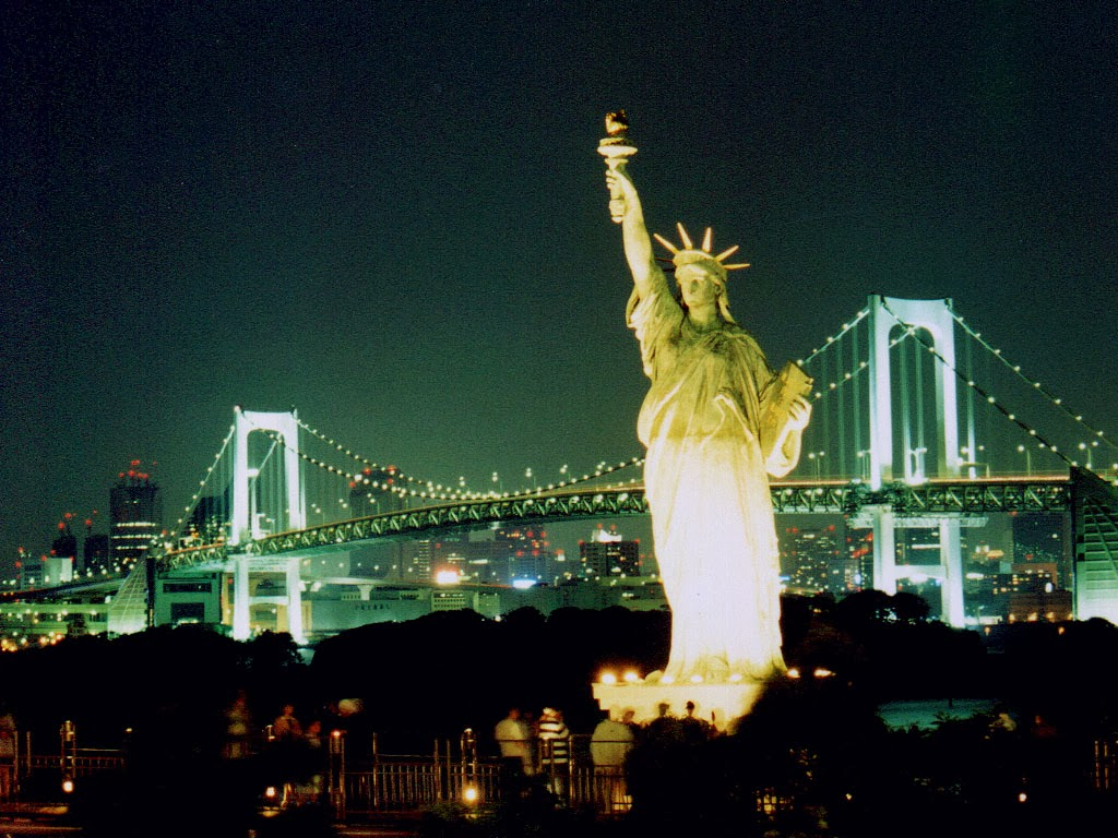 Statue of liberty wallpaper and make this Statue of liberty wallpaper 1024x768