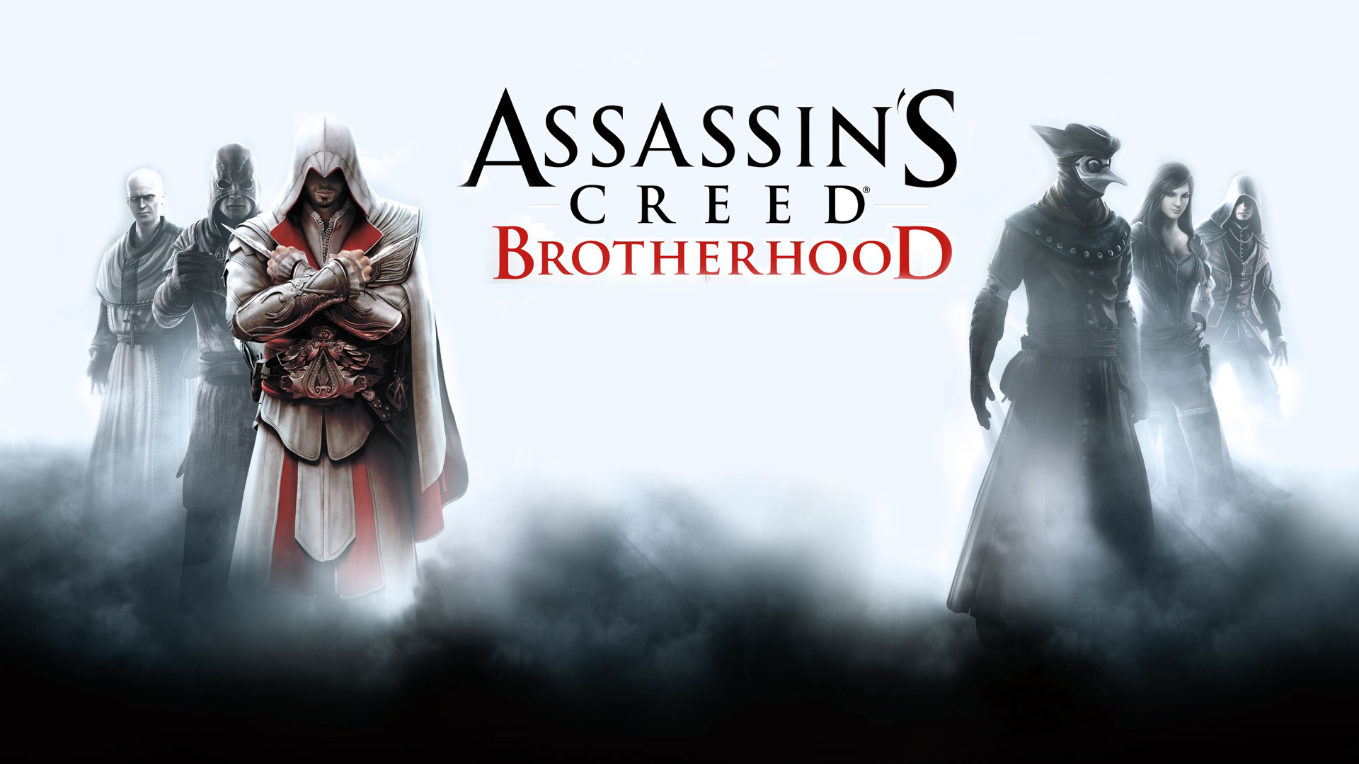 Free Download Assassins Creed Brotherhood 1080p Wallpapers