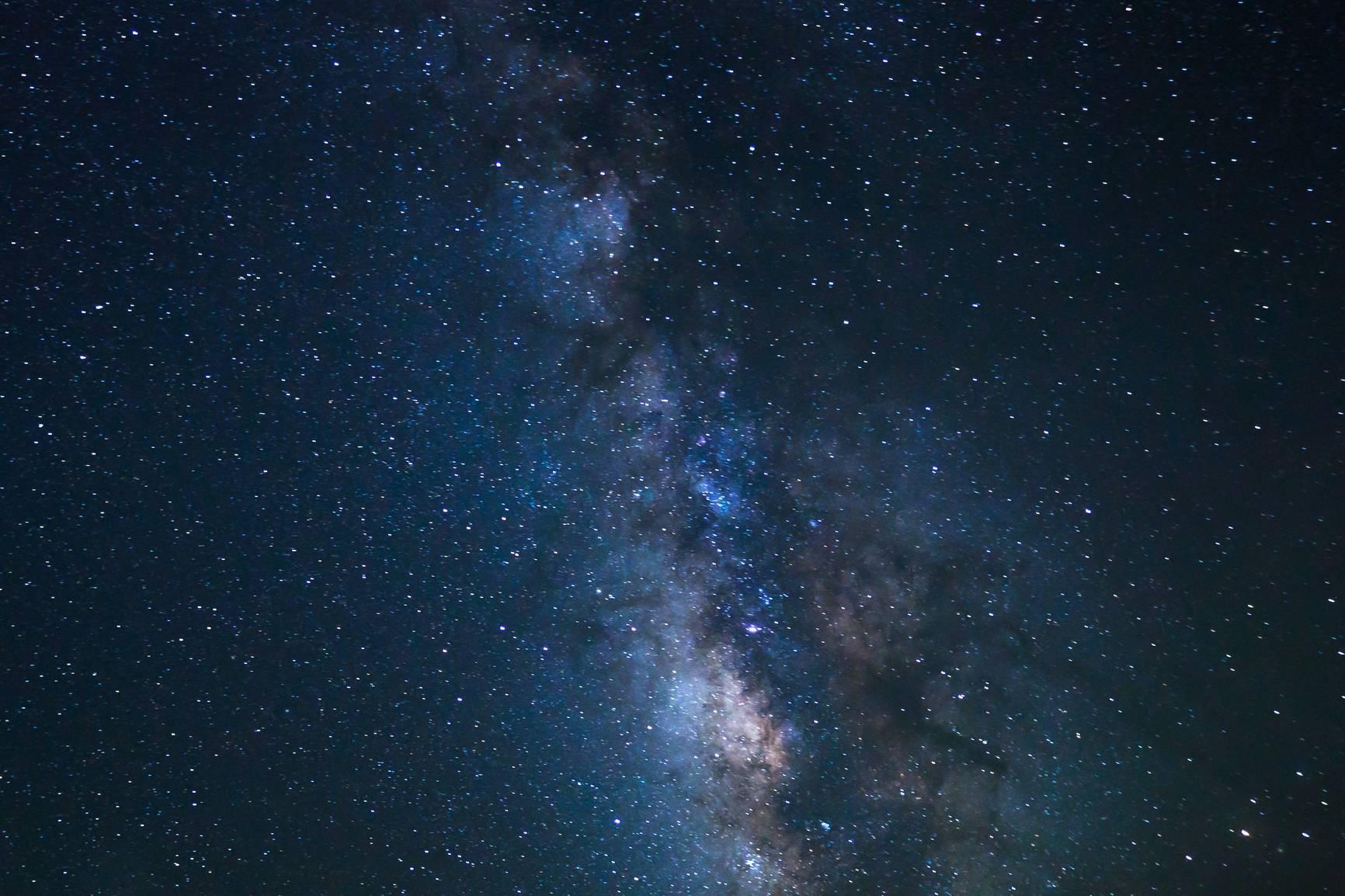 Starry Night Sky Wallpapers 1732x1154