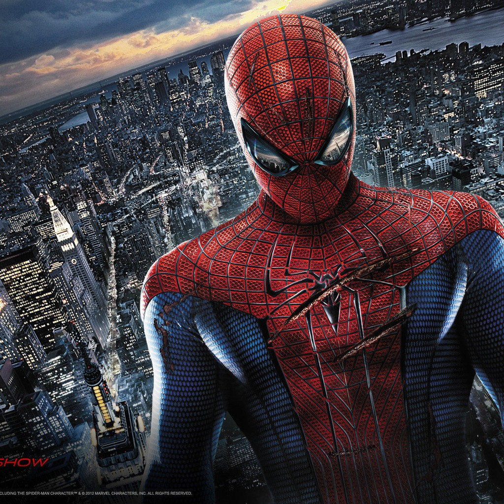 Free Download Spider Man 4 Hd Desktop Wallpapers 1024x1024 Hd