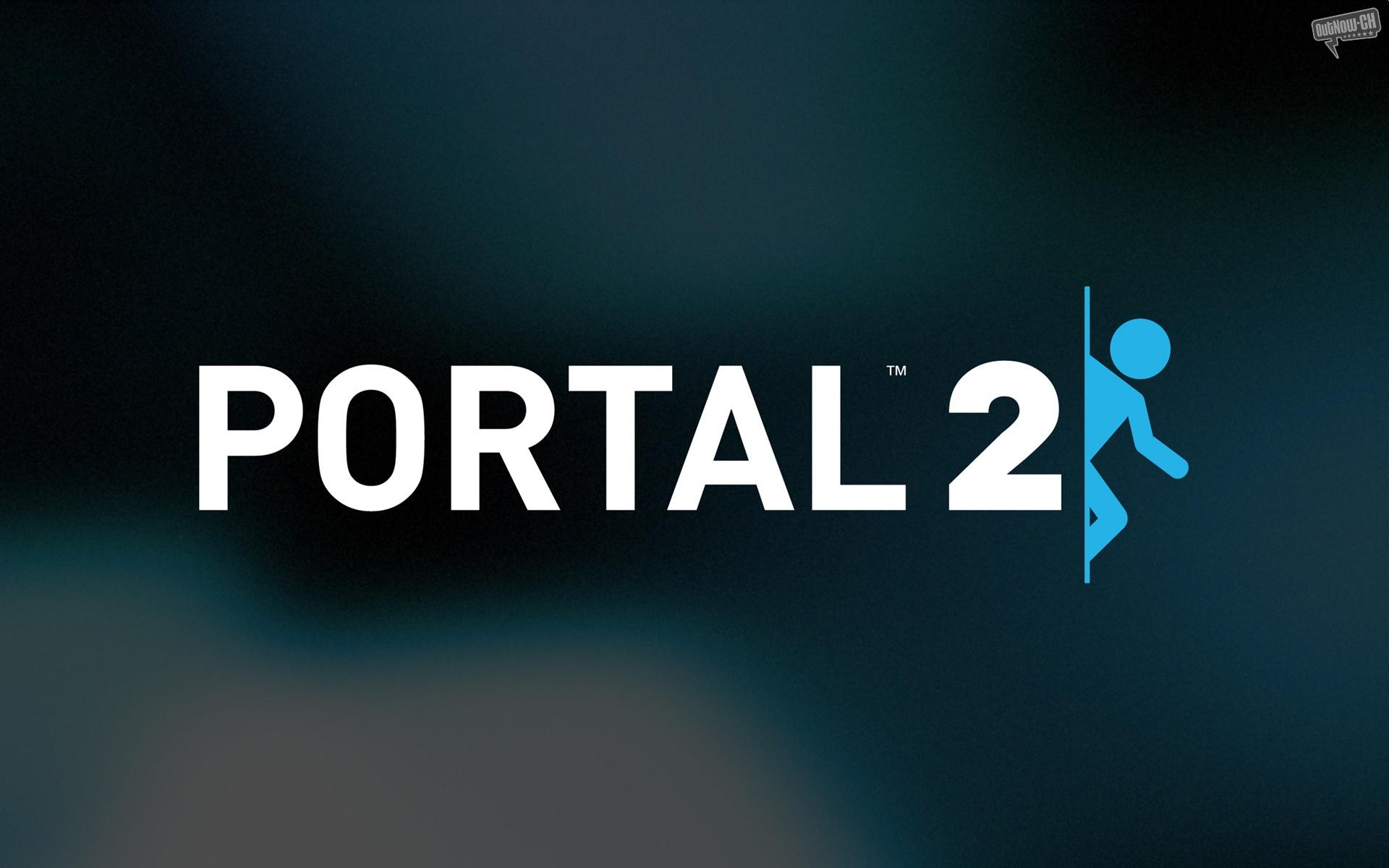 1920x1200 Portal 2 desktop PC and Mac wallpaper 1920x1200