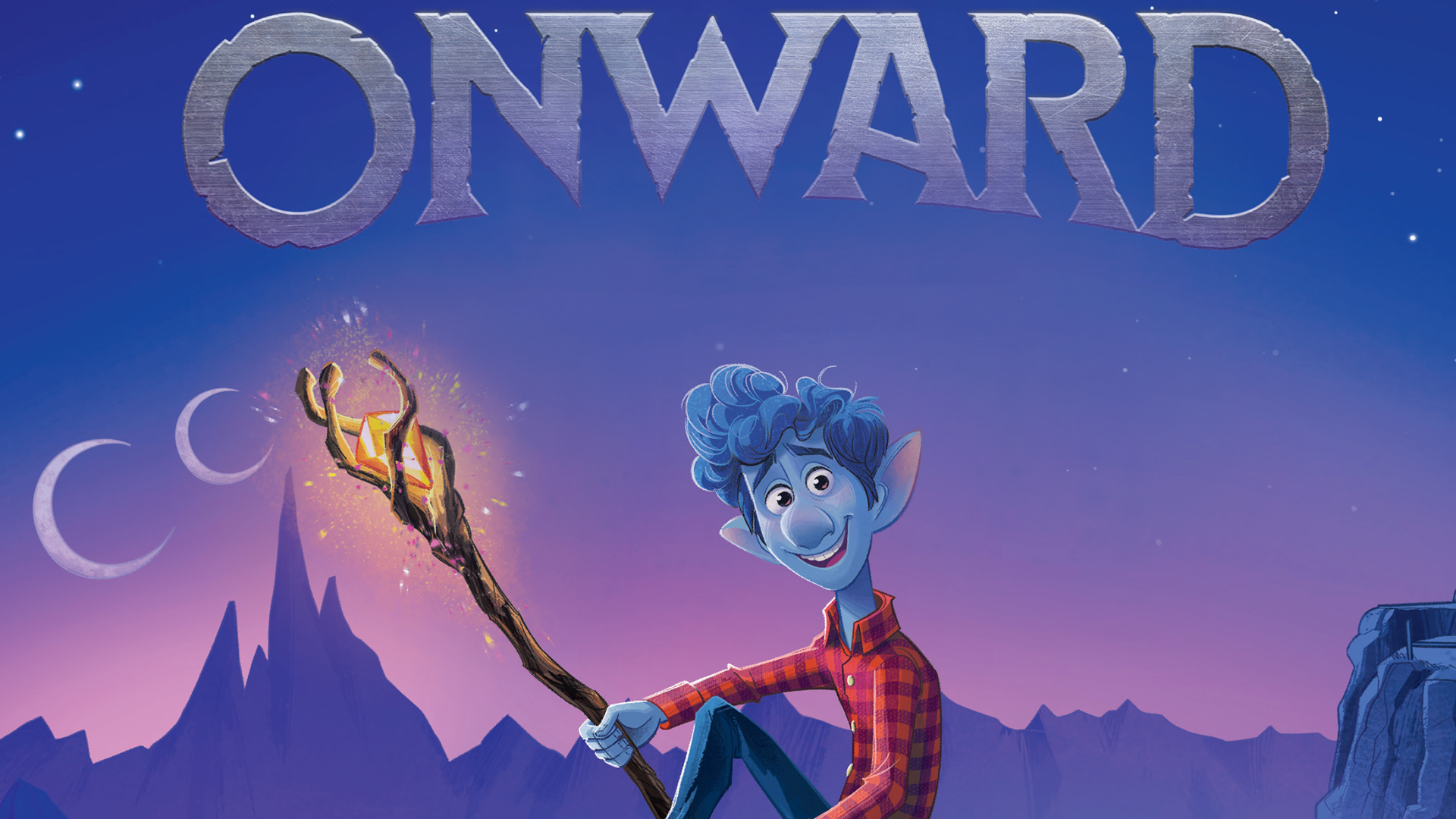Pixar Onward HD wallpapers   YouLoveItcom 1920x1080