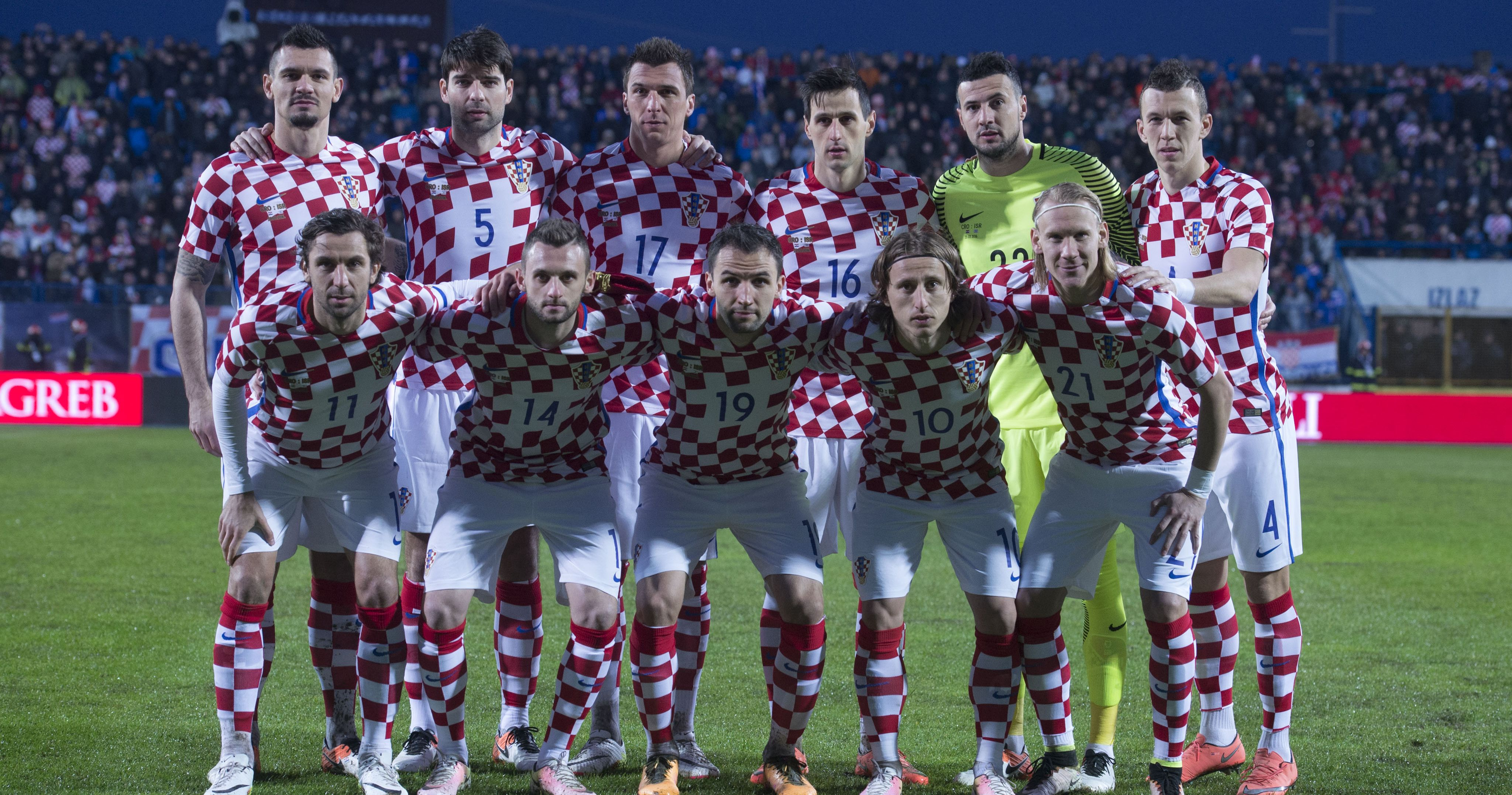 Croatia Announce Final Euro2016 Friendlies Croatia Week 4096x2155