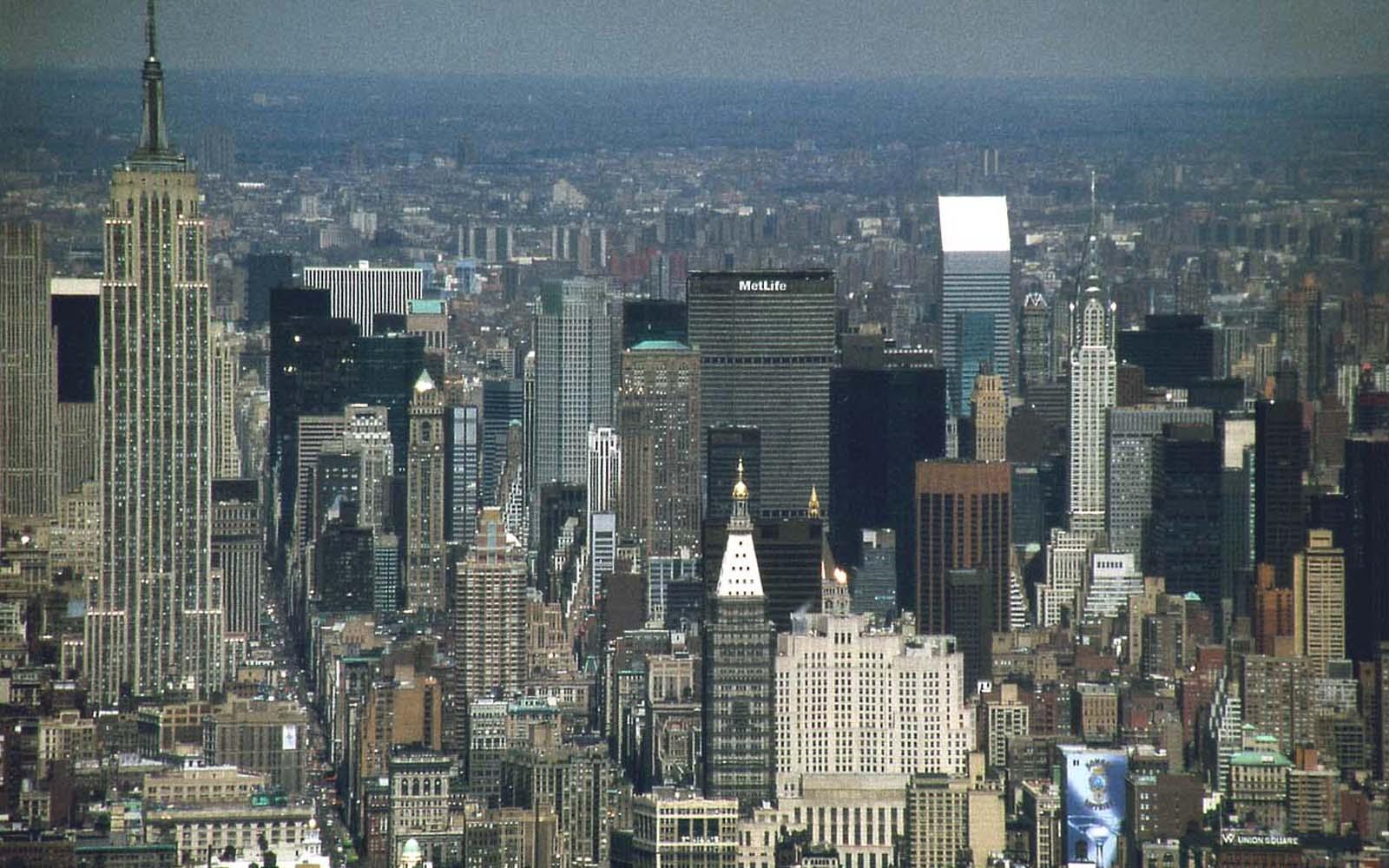 New York City Bike Wallpaper 1600x1000