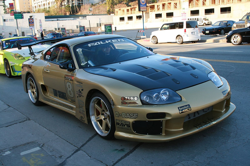 custom Toyota Supra Photos   Album Number 1735 800x533