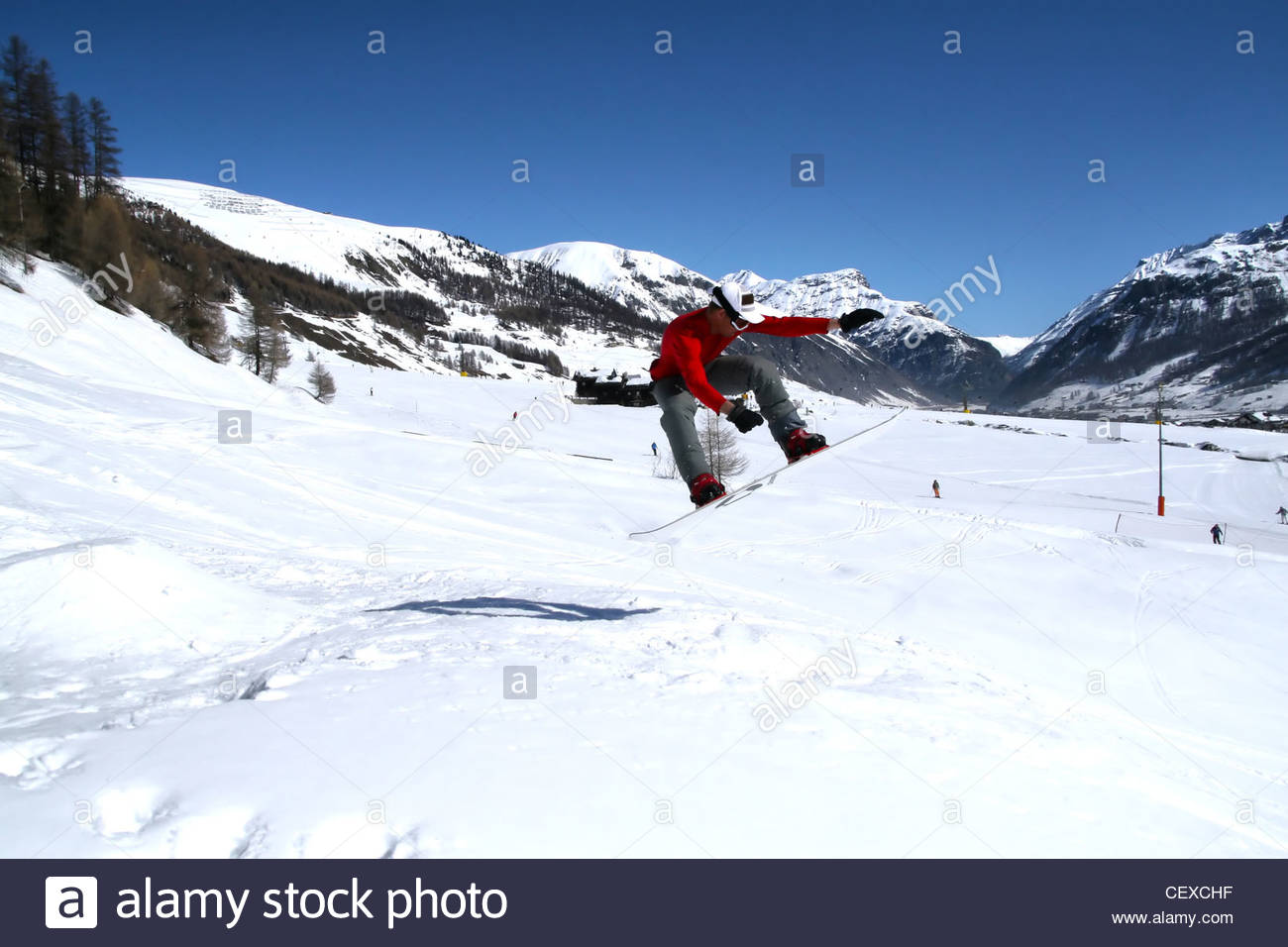 In Livigno Stock Photos In Livigno Stock Images   Alamy 1300x956