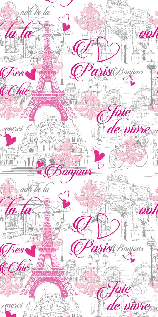 paris wallpaper 600x1200
