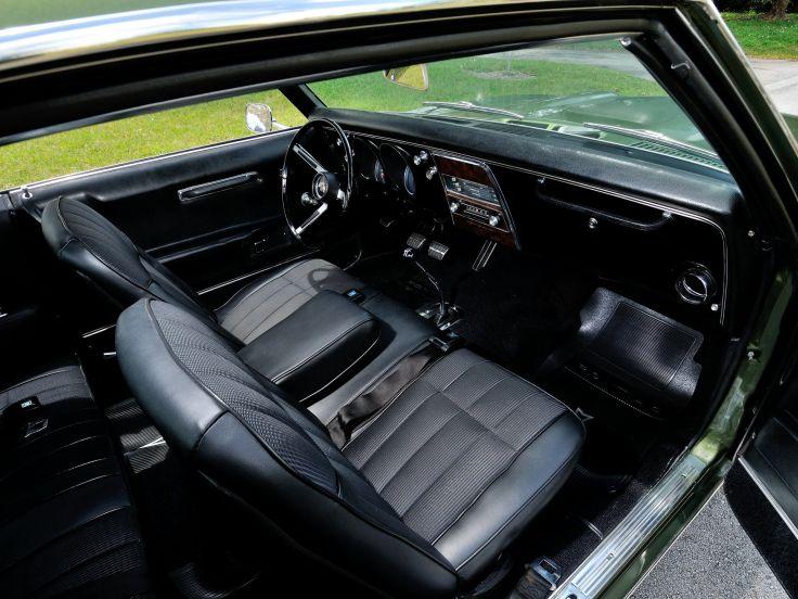 1968 Pontiac Firebird 400 L67 Ram Air I I 2337 muscle classic t 736x552