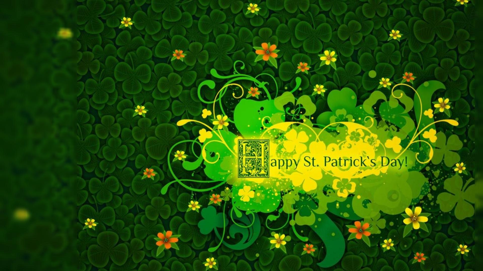 Desktop St Patricks Day Wallpapers 1920x1080