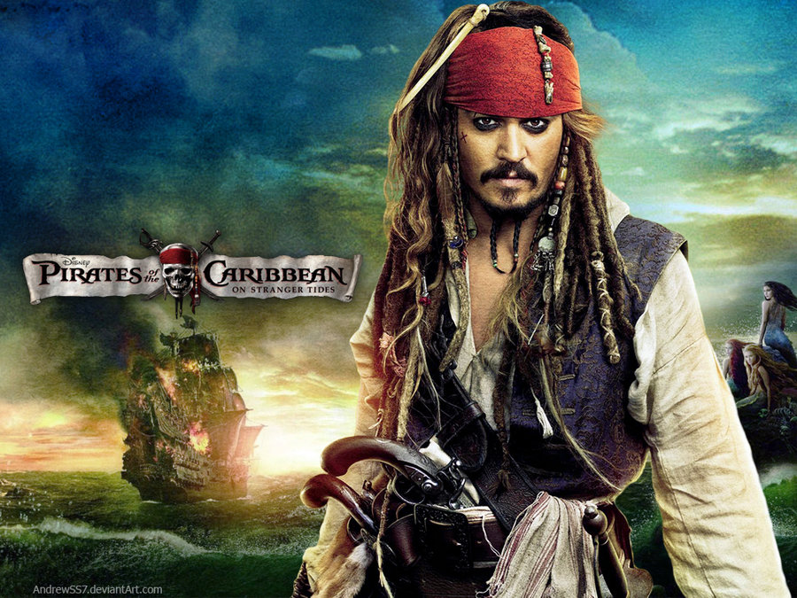 Jack Sparrow Wallpapers (41 Wallpapers)