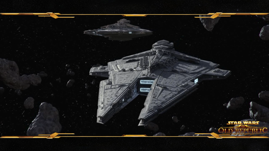 Sith Destroyers Wallpaper by Tenacity1 900x506