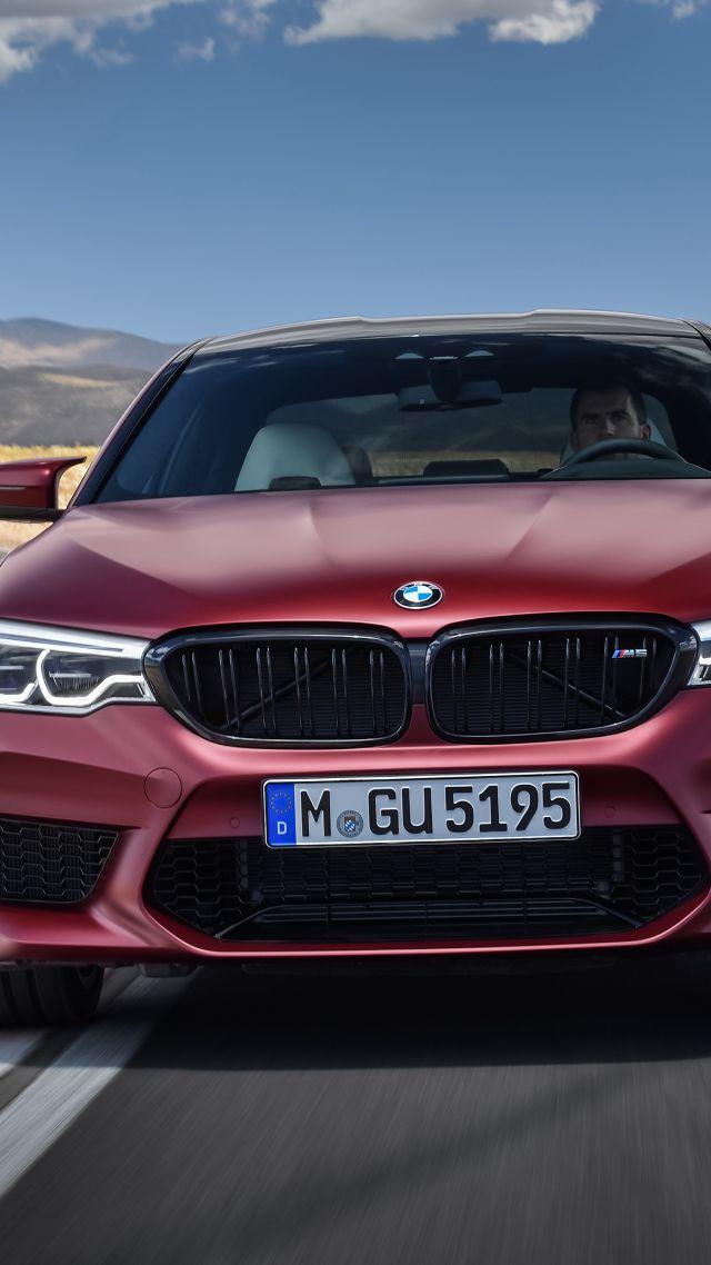 Wallpaper BMW M5 F90 Cars 2018 4k Cars Bikes 15407 640x1138