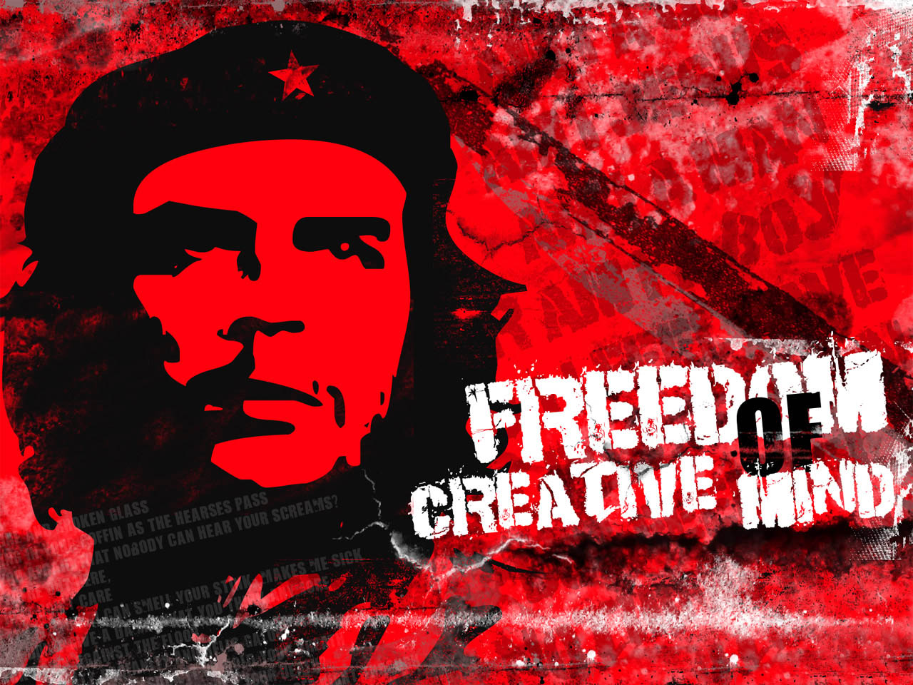 Che Guevara Wallpapers 1280x960