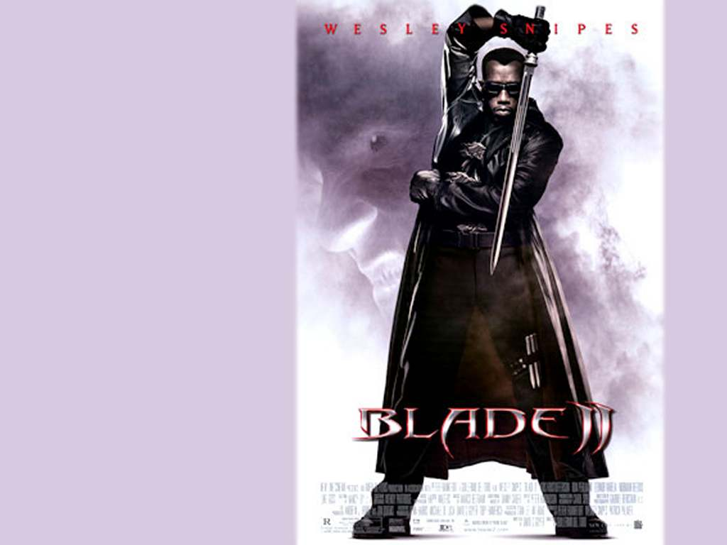 Blade 2 posters wallpapers 1024x768