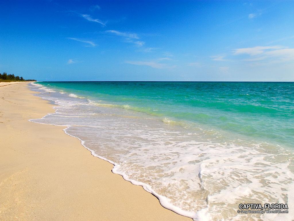 Florida Beach Desktop Wallpaper