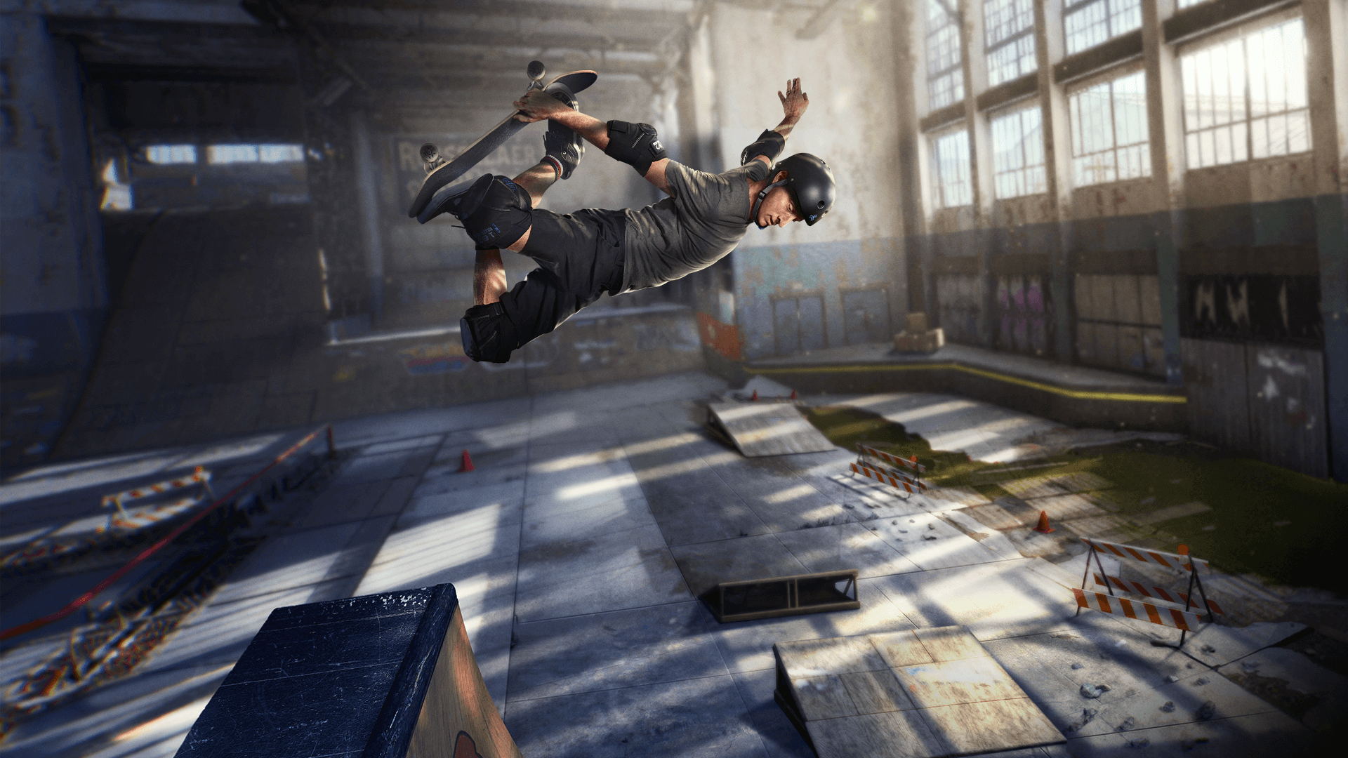 Get Ready to Drop into Tony Hawks Pro Skater 1 and 2 1920x1080
