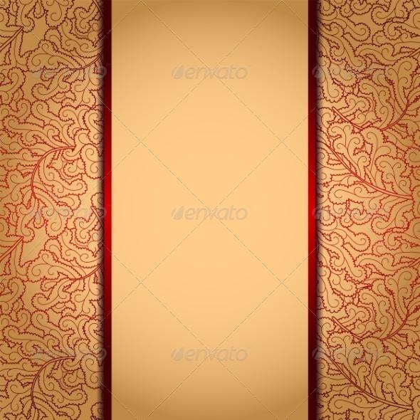 Burgundy With Gold Patterns Tinkytylerorg   Stock Photos 590x590