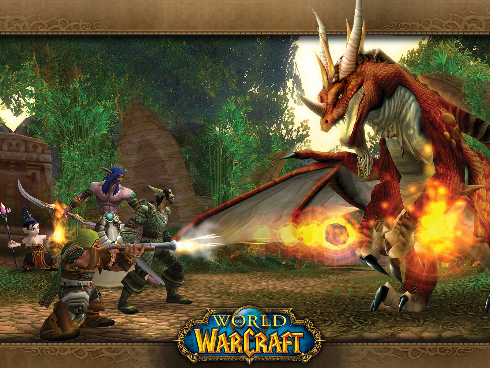 World of warcraft achtergronden world of warcraft wallpapers wow 1600x1200