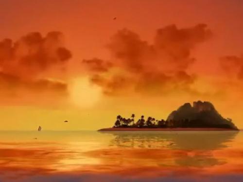 Sunsets Screensaver Screensavers   Download Sunsets 500x375