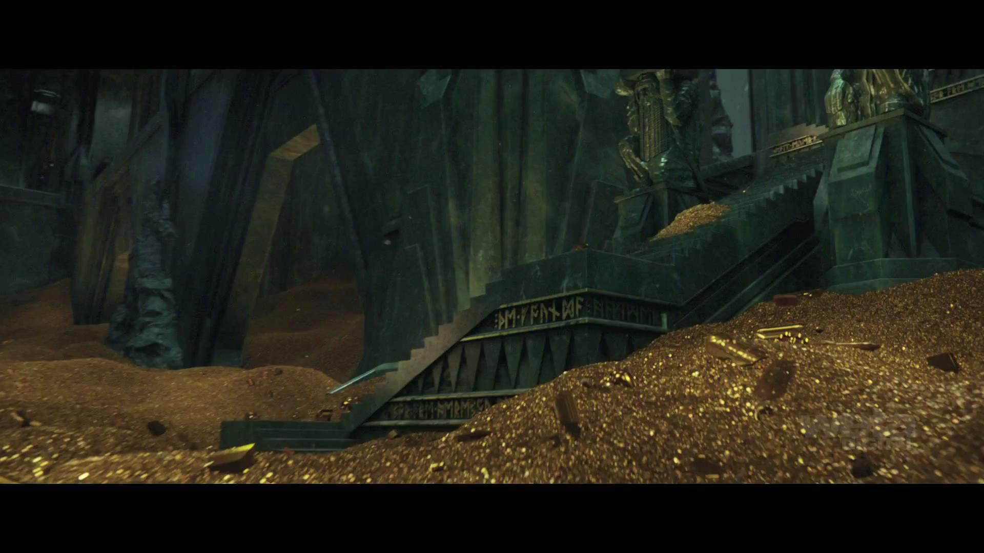 Erebor The Hobbit Movie 1920x1080
