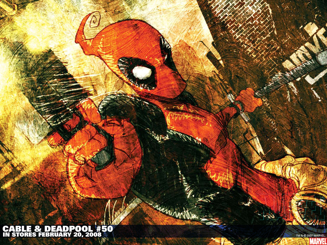 Deadpool Wallpaper   Deadpool Wallpaper 10619221 1280x960