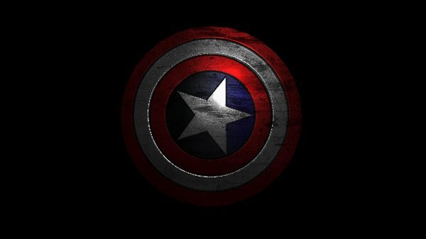 Captain America 2 Shield Wallpaper Captain america shield by 600x337