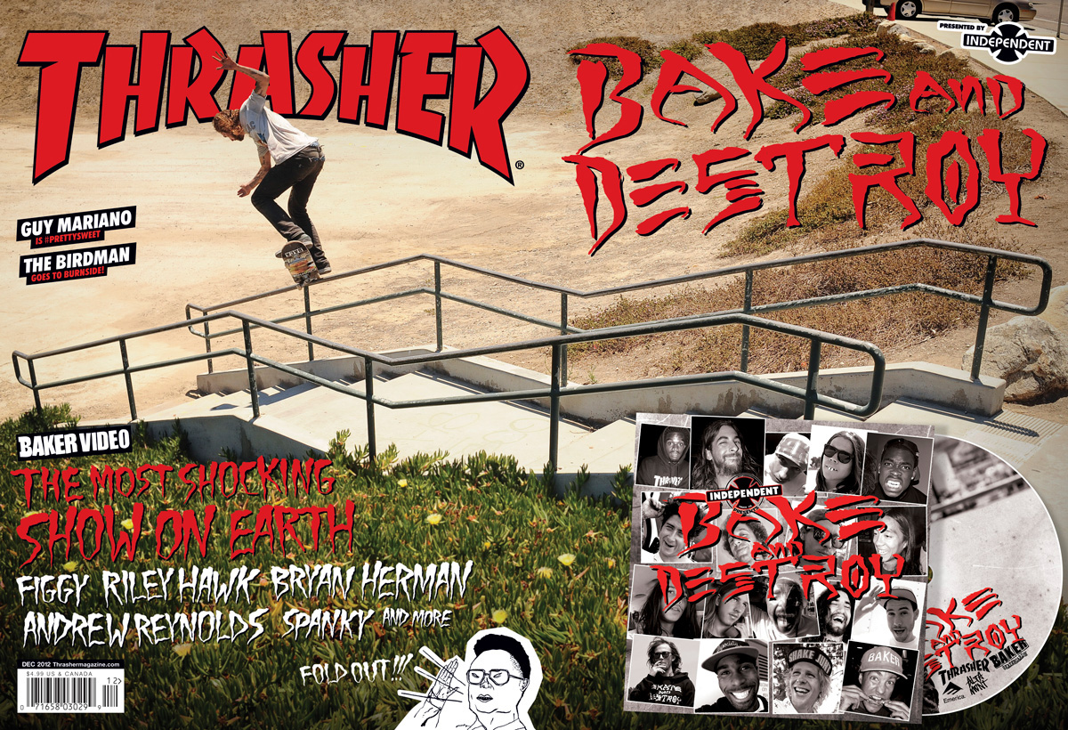 Thrasher Mag Wallpaper