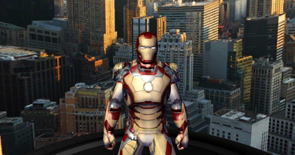 Iron Man 3 live wallpaper for Android mobile phones Lytum 599x315