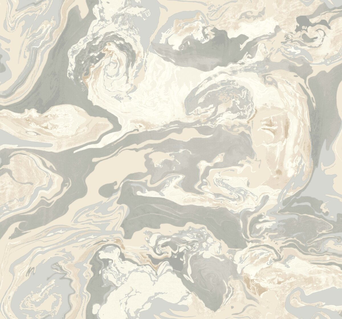 World Menagerie Boylan Medici Marble 27 L x 27 W Wallpaper Roll 1200x1122