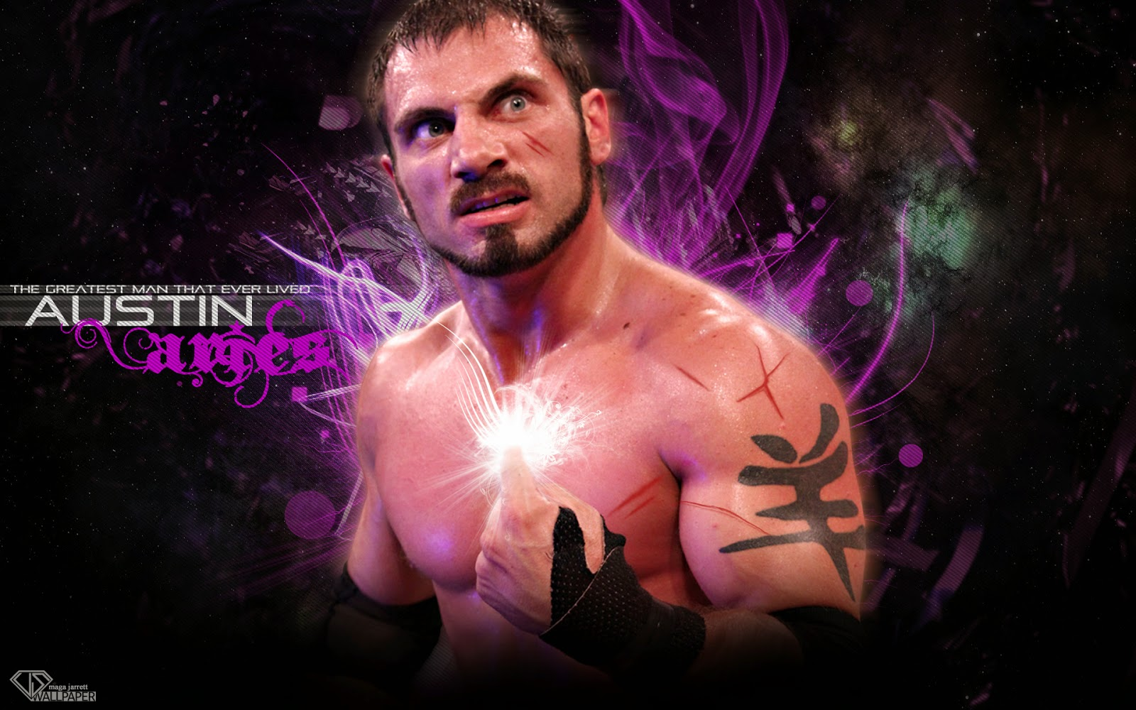Austin Aries New HD Wallpapers 1600x1000