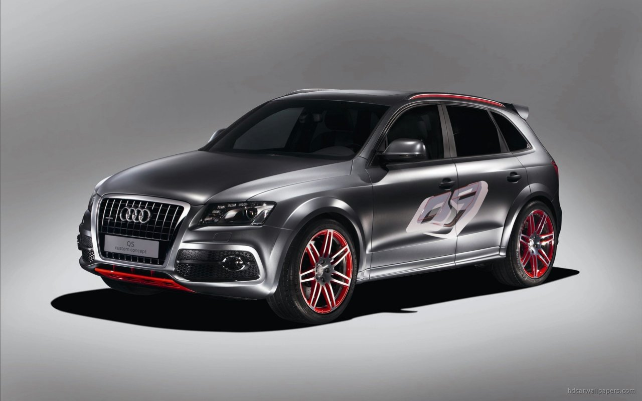 2009 Audi Q5 Custom Concept Wallpaper HD Car Wallpapers 1280x800