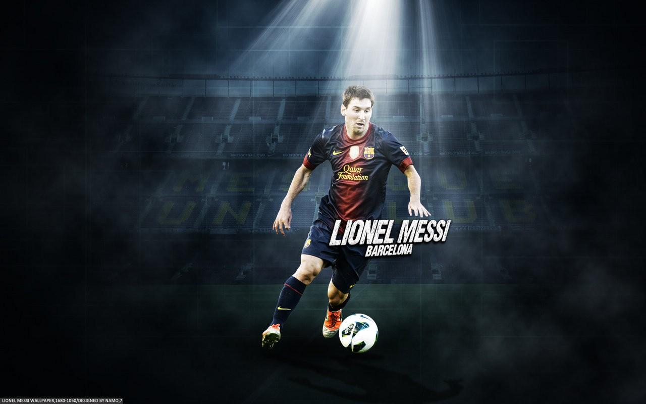 Download Lionel Messi Wallpaper   1280x800 iWallHD   Wallpaper HD 1280x800
