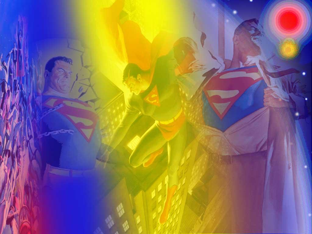 Superman Homepage Wallpaper Wallpapersafari
