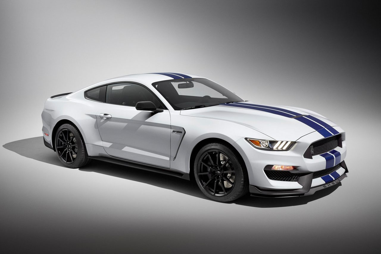 Ford Mustang Shelby GT350 2016 1280x853